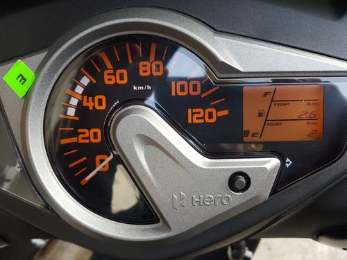 scooter hero dash full 8.4 hp 0km 2018 100% indio al 07/12