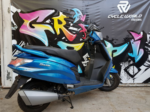 scooter hero dash full 8.4 hp 0km 2018 ex hero honda a 7/12