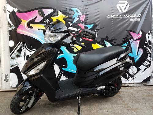 scooter hero dash full 8.4 hp 0km  ex hero honda al 07/12