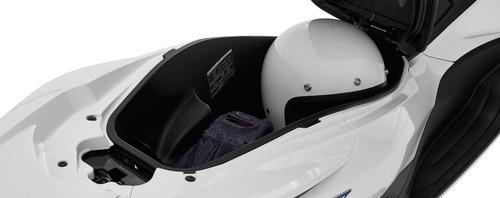 scooter honda pcx 150 2018 okm 0km scooter moto blanco