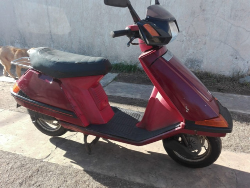scooter honda spacy 50 modelo 1985