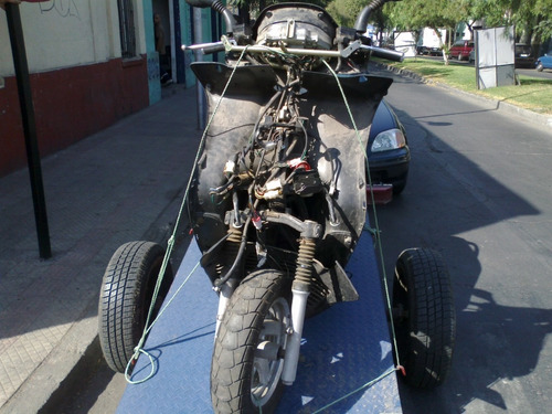 scooter huatian