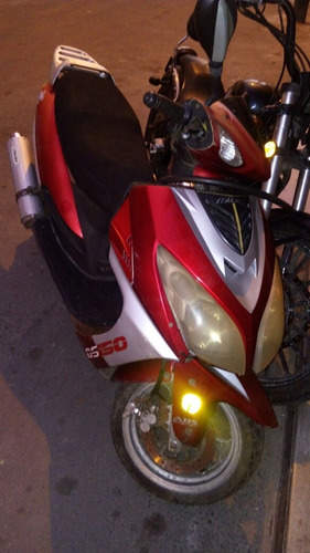 scooter italika ds 150