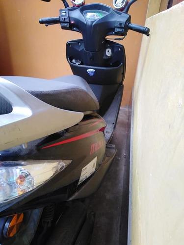 scooter italika moto