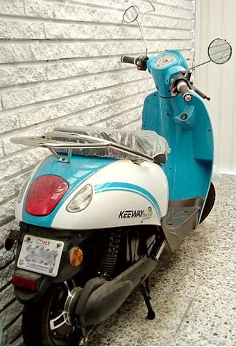 scooter keway nueva!