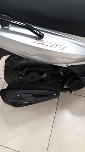 scooter kymco 125