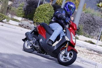 scooter kymco agility 125- ahora 12 y ahora 18 cuotas.