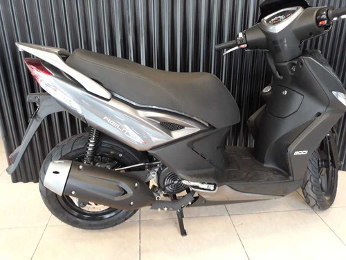 scooter kymco agility 200