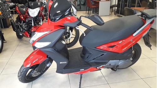 scooter kymco agility 200i 0km 2020 concesionario oficial