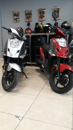 scooter kymco aglity 125 0km 2020 12 cuotas sin interes!!!