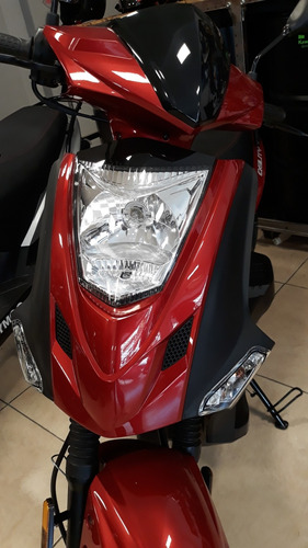 scooter kymco aglity 125 2019