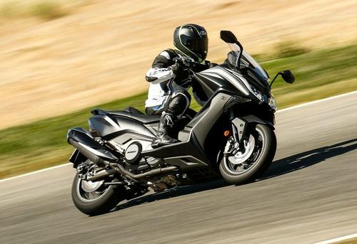 scooter kymco ak 550 no bmw 650, no tmax 550