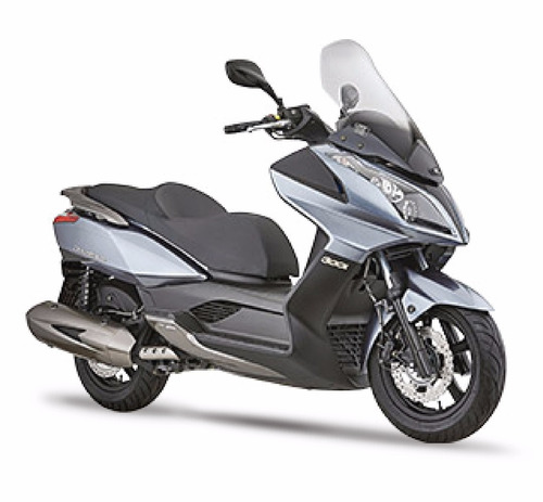 scooter kymco downtown 300i - 2018-  lidermoto!!!