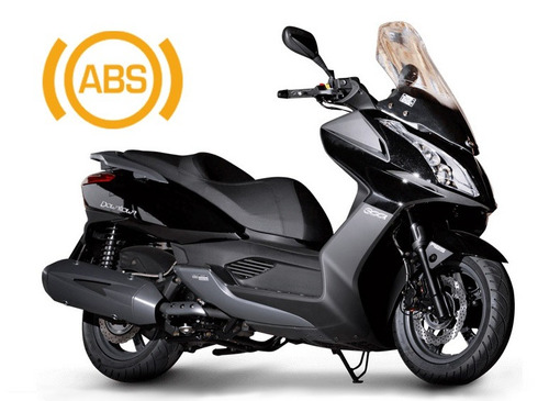 scooter kymco downtown 300i