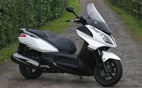 scooter kymco downtown 300i abs 0km 2019 garantia de fábrica