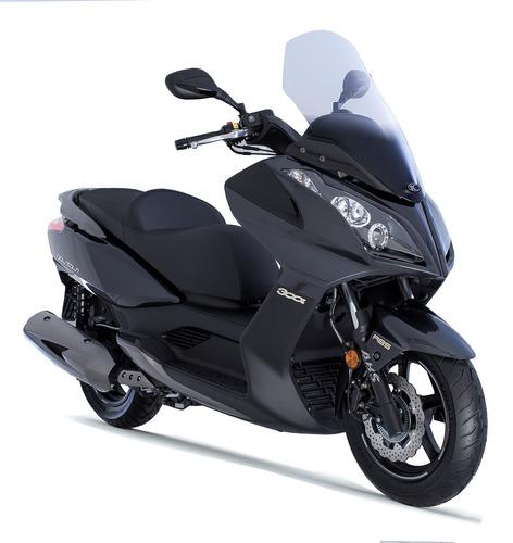 scooter kymco downtown 300i abs 0km 20/21 garantia 1 ano (a)
