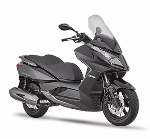 scooter kymco downtown 300i  abs lidermoto