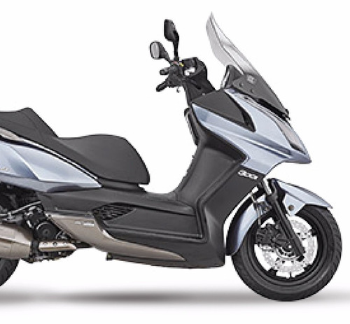 scooter kymco downtown 300i - mejores - lidermoto!!!