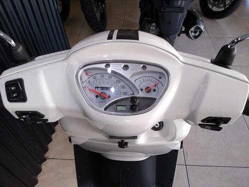 scooter kymco like 125 0km *tomo permuta * kawasaki quilmes