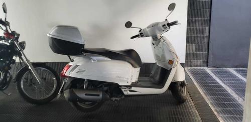 scooter kymco like 125