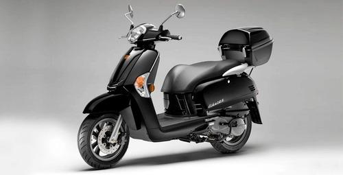 scooter kymco like 125 - ahora 12 y 18 cuotas.