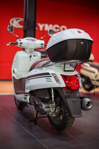 scooter kymco like 125 lidermoto colores disponibles