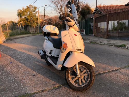 scooter kymco like 125 - muy cuidado - digno de ver