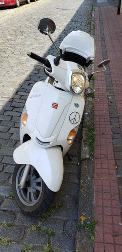 scooter kymco like 125 - services oficiales - unico dueño