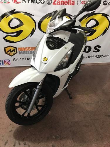 scooter kymco people 300 300i gt 2017 0 km 0km