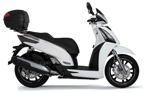 scooter kymco people 300i abs 2019/2020 - sh300 citycom 300