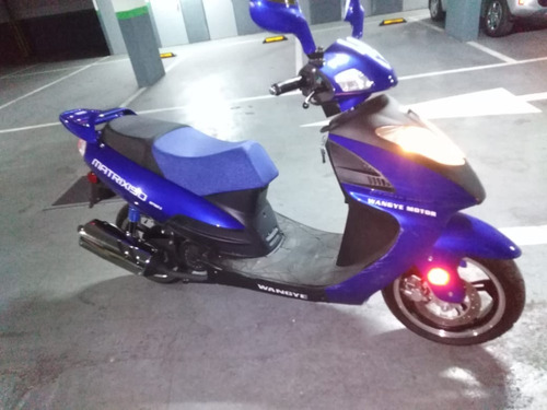scooter, matrixiso km  11000 año 2019
