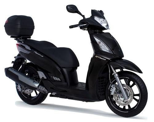 scooter modelo honda