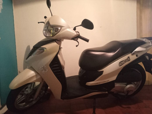 scooter mondial 125