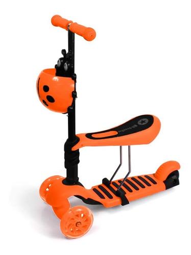scooter monopatin 3 en 1 de 3 ruedas 08804 fernapet