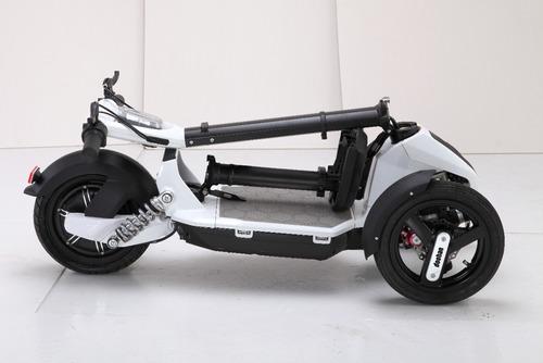 scooter monopatín eléctrico plegable profesional doohan