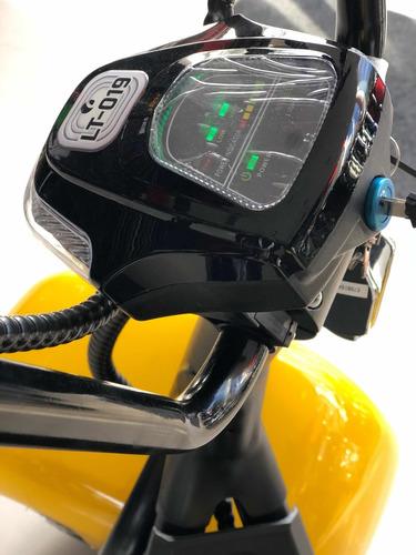 scooter monopatín eléctrico ultima unidad