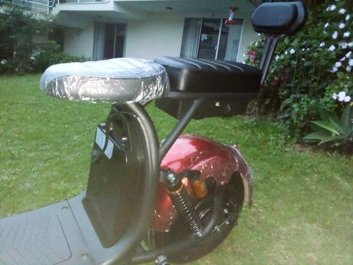 scooter moto electrica 100% nueva con garantia y repuestos