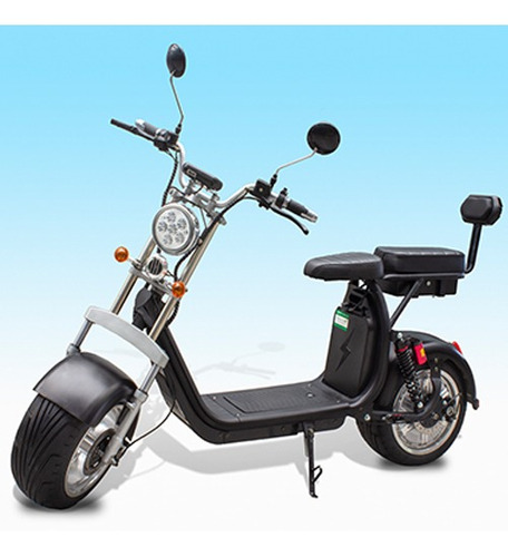 scooter moto eléctrica motor 2000 y 3000 vatios