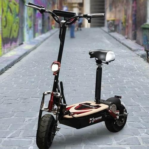 scooter moto electrica sunra monopatin  1600 w gel 0km 2020