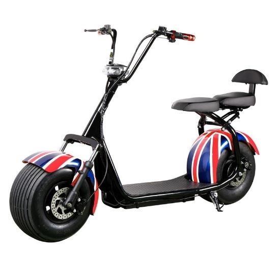 scooter moto patinete eletrica modelo harley davidson r em mercado livre. Black Bedroom Furniture Sets. Home Design Ideas