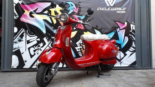 scooter moto sunra vespa electrica 3000w gel 0km 2020