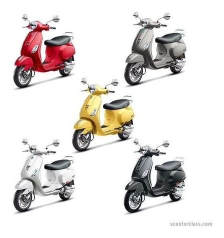 scooter moto vespa