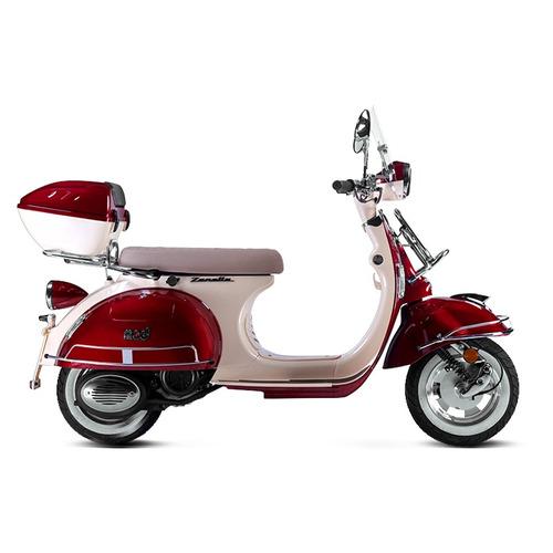 scooter moto vintage zanella mod 150 0km urquiza motos