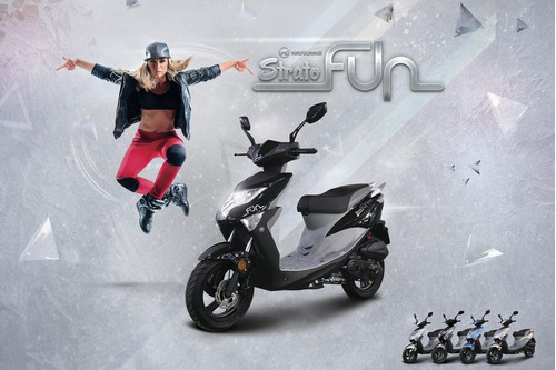scooter motomel strato fun