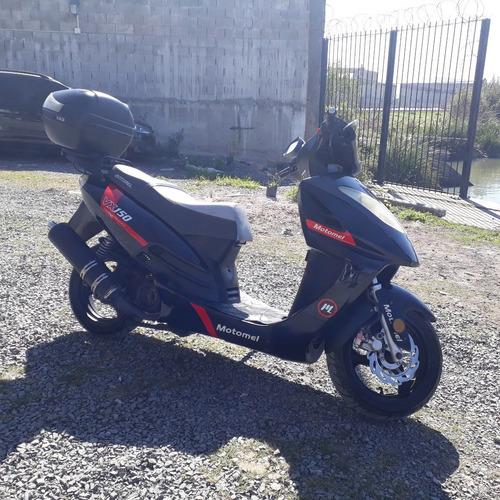 scooter motomel vx 150cc