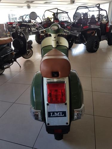 scooter motorino lml star 125 baixou
