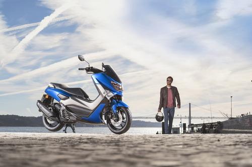 scooter n-max nmx yamaha 155 cc 2018 no pcx + palermo bikes