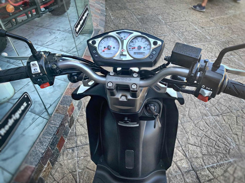 scooter naked rs -kymco agility 125-motos gral.rodriguez
