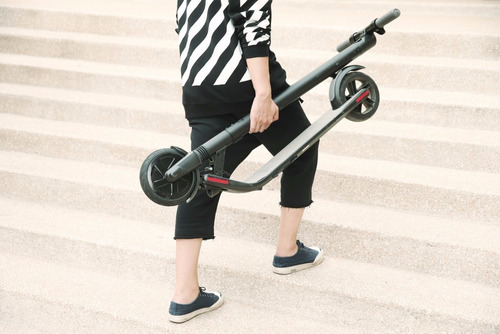 scooter ninebot kickscooter es1 by segway