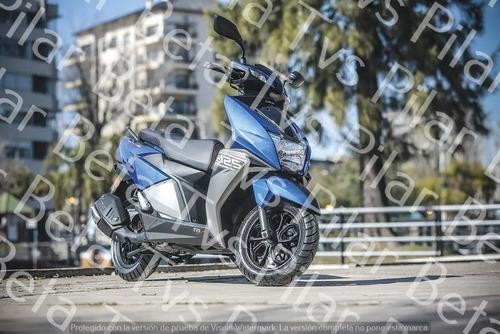 scooter ntorq 125 tvs $ 40000 + cuotas ahora 12 y 18 c/tjta